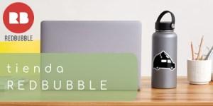 boton tienda redbubble