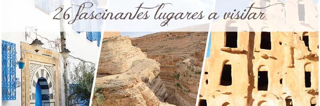Descubriendo Túnez más allá de su arena, 26 fascinantes lugares a visitar