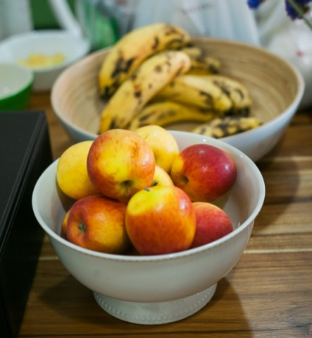 Algumas frutas pra não pesar a consciência. 😂