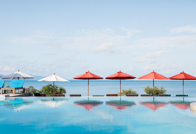 Sunset Beach Club, Koh Phangan   Viajando na Janela