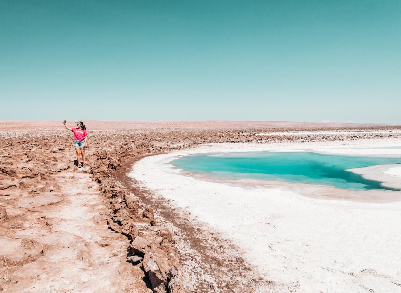 Lagunas Escondidas de Baltinache | uma das lagunas