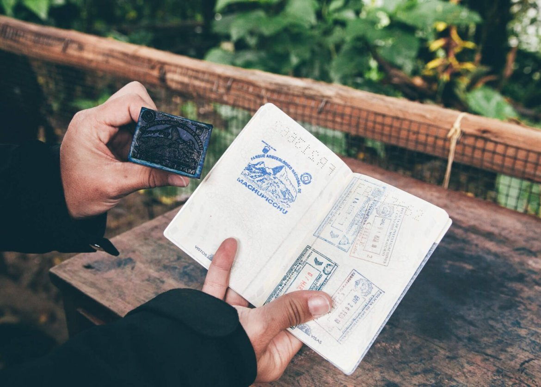 Na portaria de Machu Picchu há um local onde você pode um carimbo do Parque no passaporte   Roteiro em Cusco