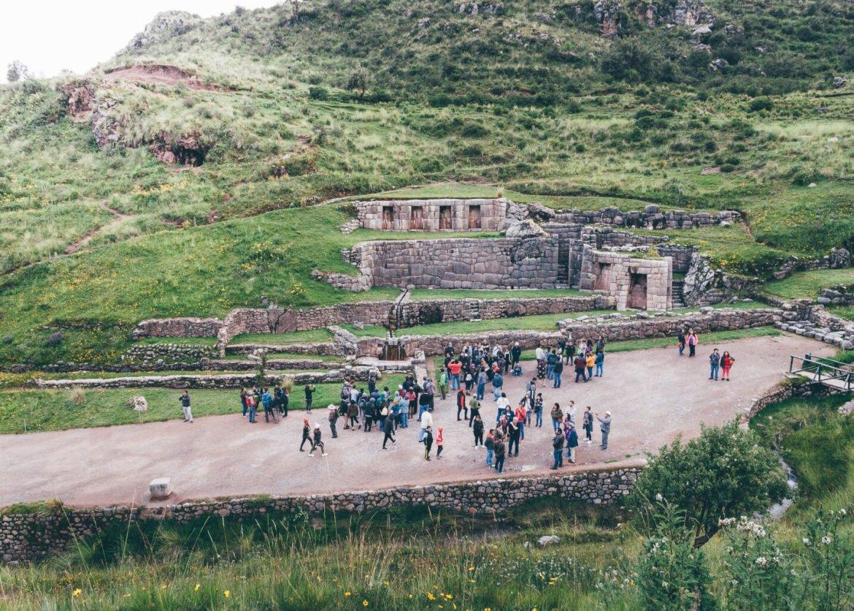 Tambomachay, templo inca destinado ao culto à água   Roteiro em Cusco, Peru