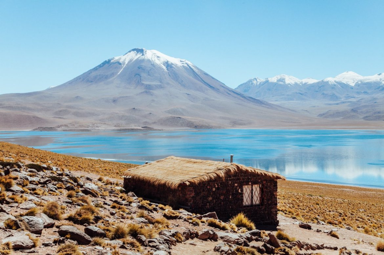 Laguna Miscanti, Deserto do Atacama