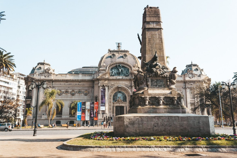 O que fazer em Santiago - Museu Nacional de Bellas Artes