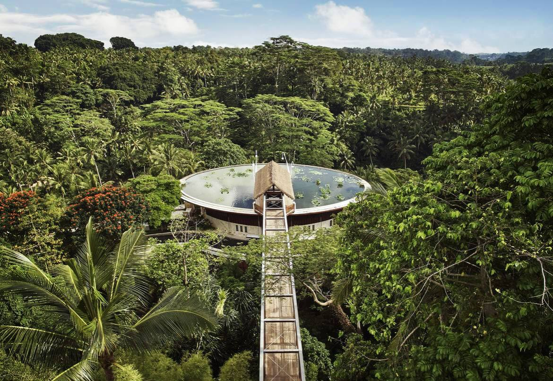 Onde ficar em Bali - hotel Four Season em Ubud