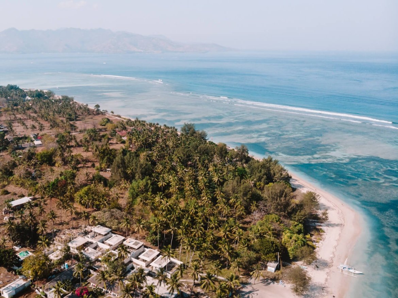 Onde ficar em Bali - Gili Air