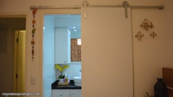bandeja MDF organização banheiro