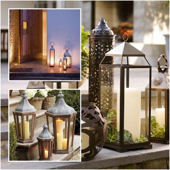 decoração_lanternas_porta_de_casa