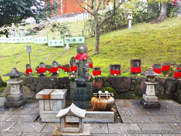 estatuetas_jizo_Nara