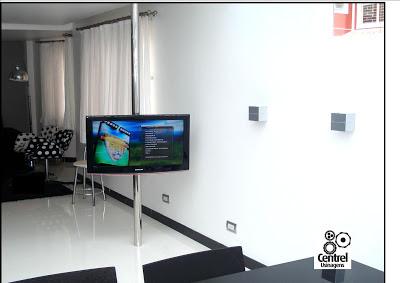 Suporte TV para dois ambientes 2