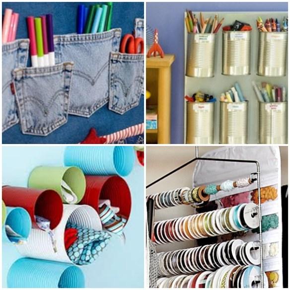 organizaçao cantinho craft atelie