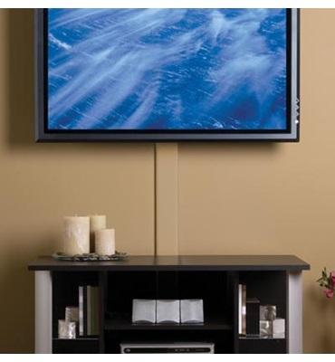 esconder fios cabos TV