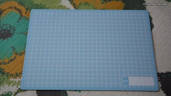 placa multiuso de pvc daiso japan