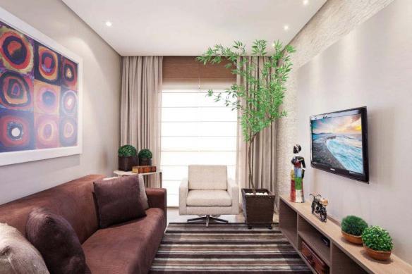 objetos decorativos rack tv o que colocar