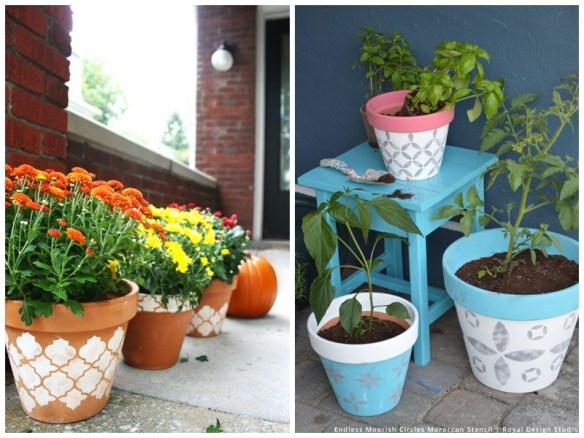 vaso-decorado-pintura-com-stencil-personalizacao-diy-faca-voce-mesmo-decoracao