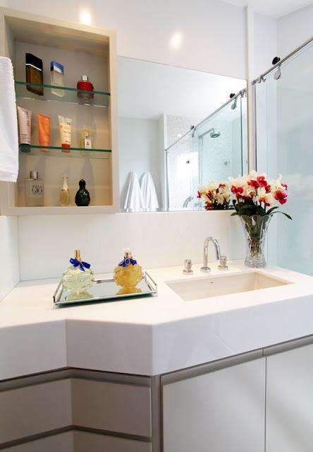 bancada banheiro armario gabinete decoracao