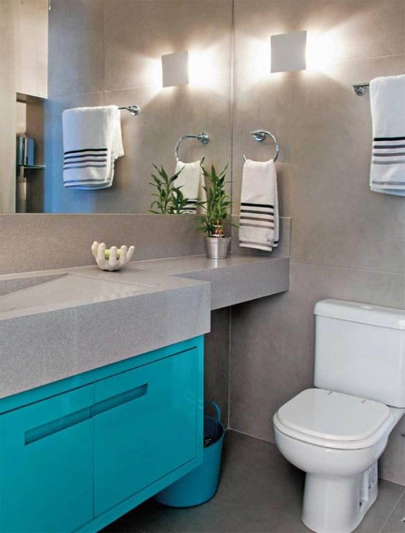 banheiro-porcelanato-cimento-queimado-gabinete-colorido