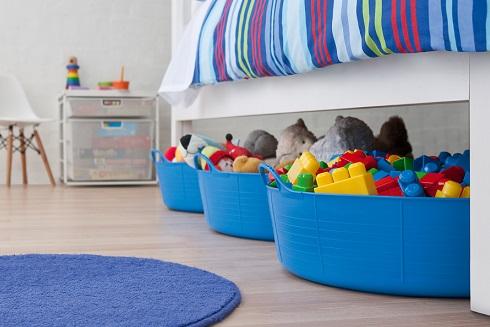 cestos lego onde guardar organizar brinquedos