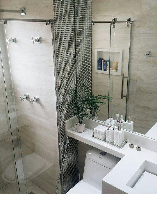 detalhes pastilhas banheiro decoracao