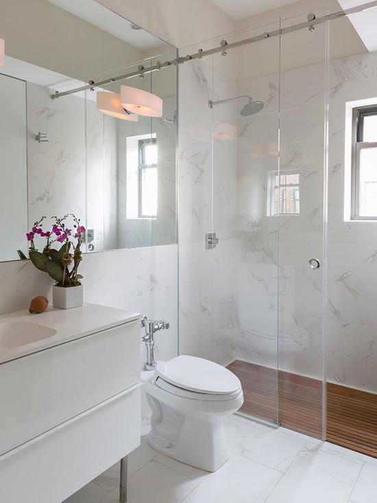 marmore carrara banheiro