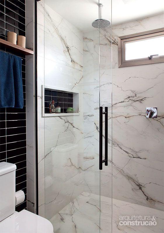 marmore carrara decoracao banheiro