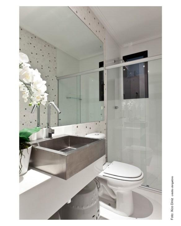 pastilhas discretas decoracao banheiro