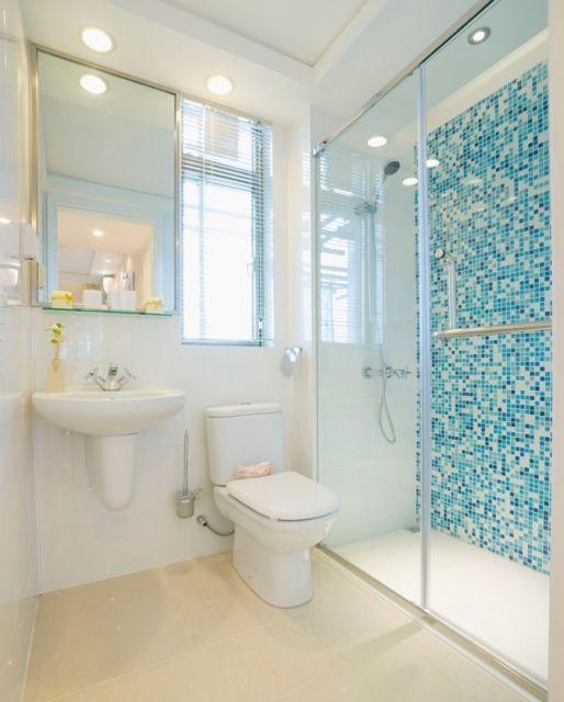 pastilhas mescladas azul branco banheiro decoracao 4