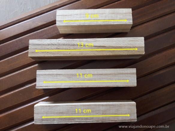 suporte para vasos de parede madeira faca voce mesmo diy suporte suspenso vaso 3