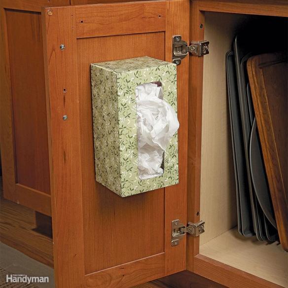 porta saco plastico sacolinhas faca voce mesmo diy