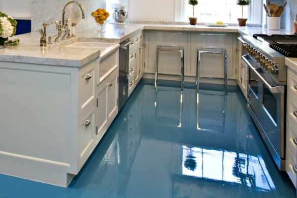 porcelanato liquido colorido cozinha