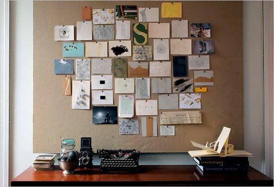 cortica na parede ideias decoracao