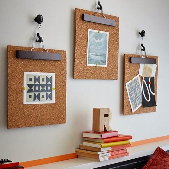 quadro cortica faca voce mesmo diy cork ideas decoracao parede
