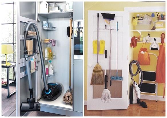 armario area de servico lavanderia organizacao atras da porta armario aproveitamento espaco