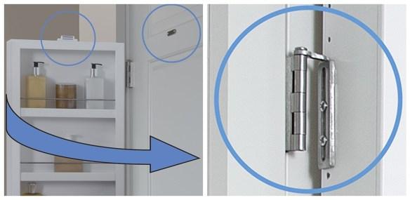 armario atras da porta organizacao ideias pequenos espacos armazenamento aproveitamento otimizacao espaco apartamento 2