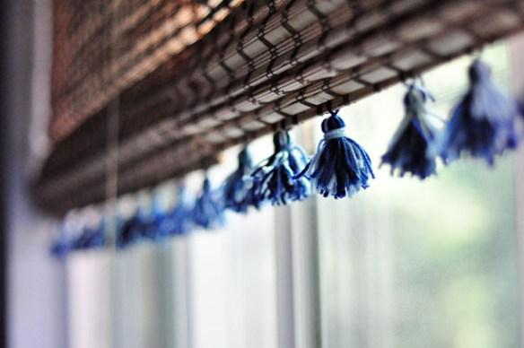 tassel pingente franja persiana detalhe decorativo faca voce mesmo diy