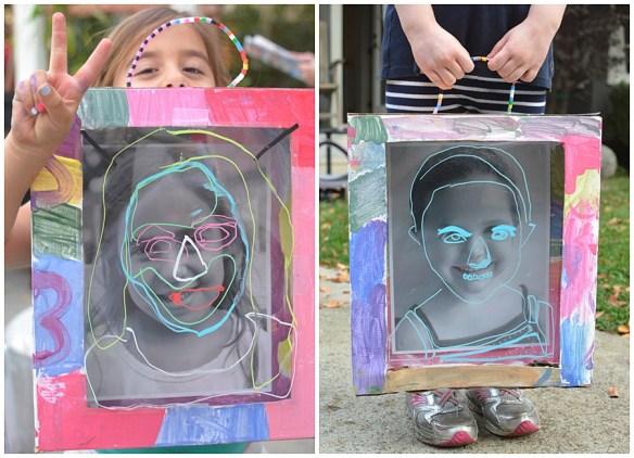 projetos com fotos ideias criativas criancas artes com fotos
