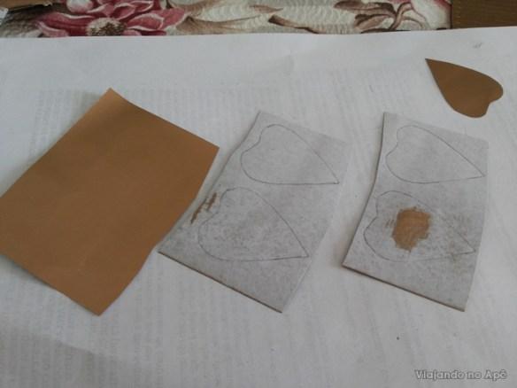 moldura papelao