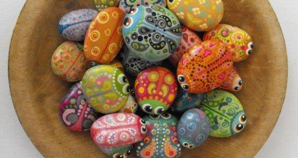 pedras decoradas 4