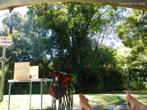 vida mais ou menos camping natureza