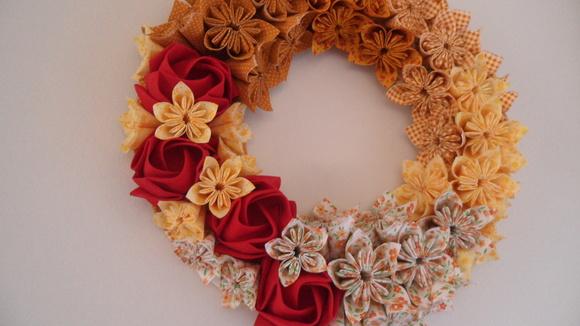 guirlanda-de-flores-tecido