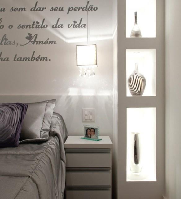 nicho drywall-quarto
