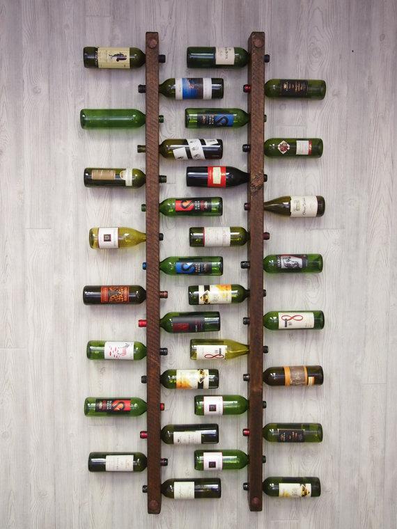 porta vinhos suporte