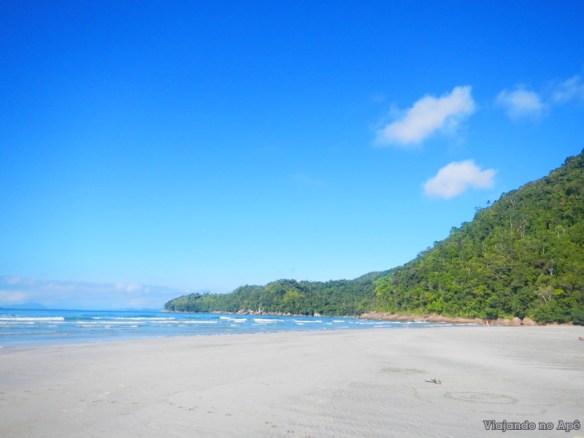 praia da fazenda ubatuba