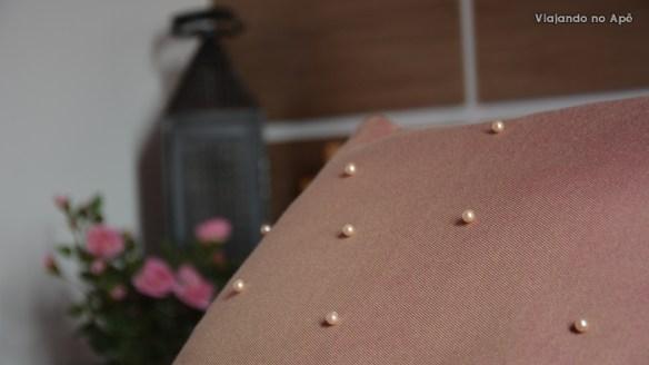 renovando customizando capa de almofada