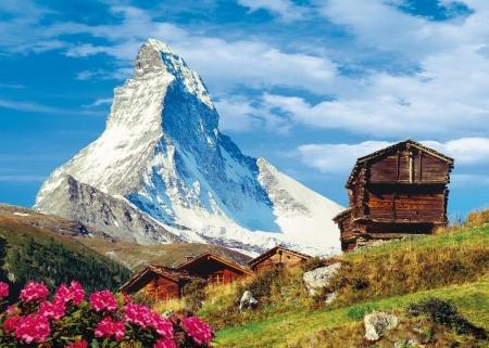 chale na montanha
