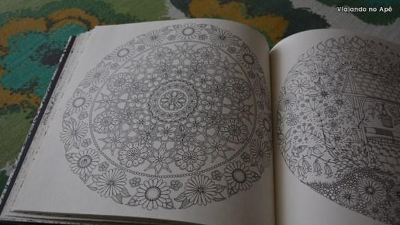 Jardim Secreto Livro de Colorir Johanna Basford