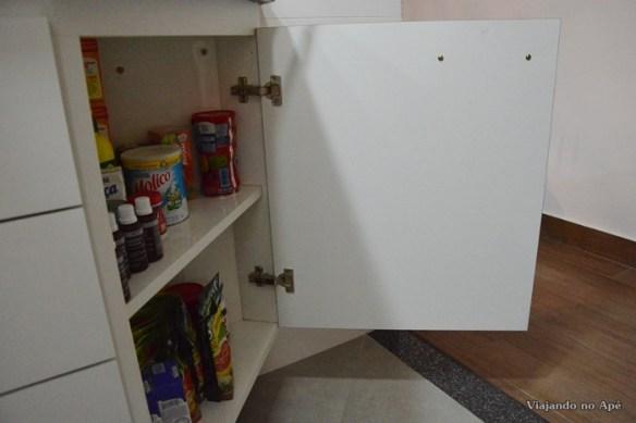 porta armario cozinha