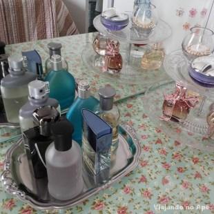 bandeja perfumes decoracao