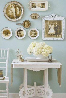 bandejas parede decoracao